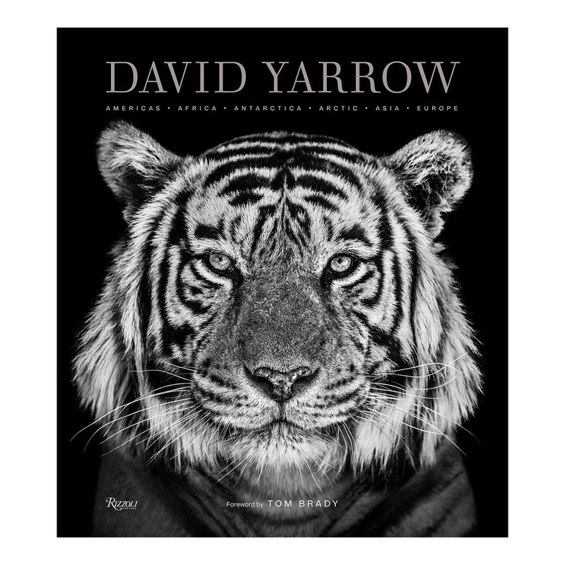 David Yarrow Photography Book