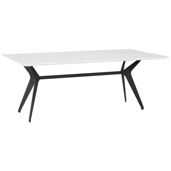 Ada Dining Table - White