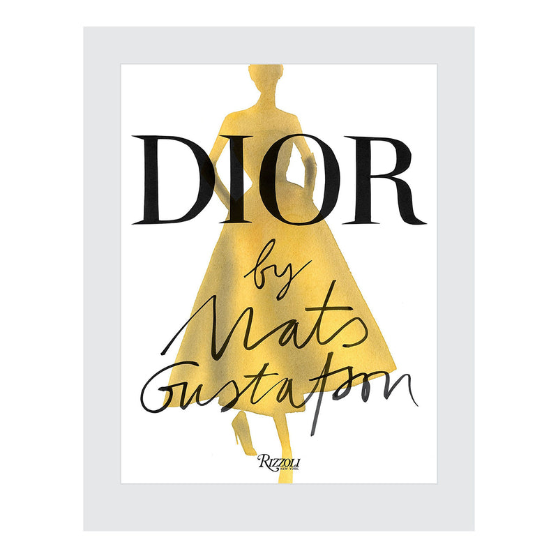 Dior by Mats Gustafson Book