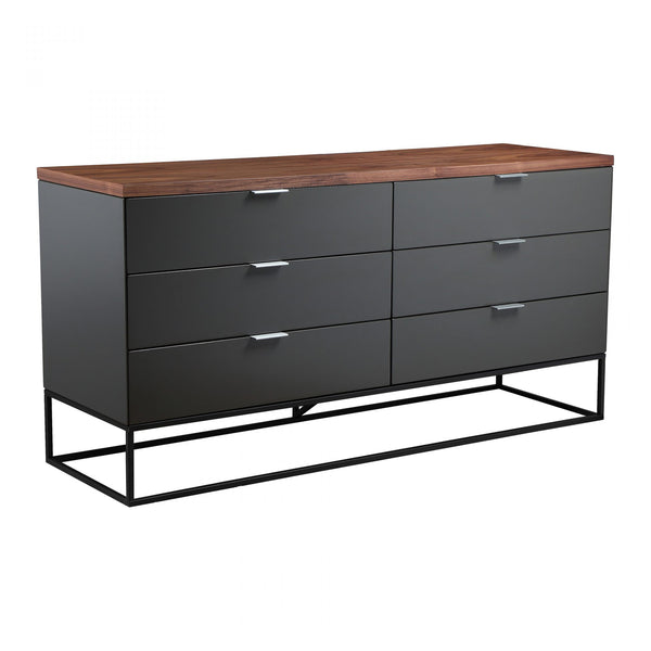 Disick 6 Drawer Dresser