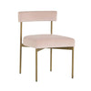 Ensley Dining Chair - Blush