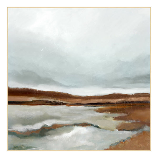 Fall Marsh Canvas