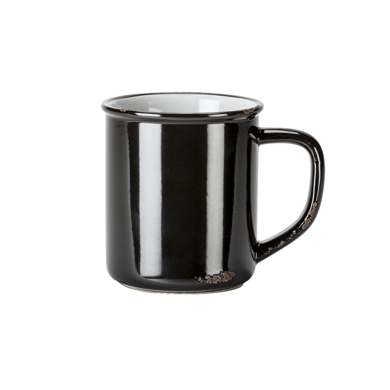 Farmhouse Black Mug
