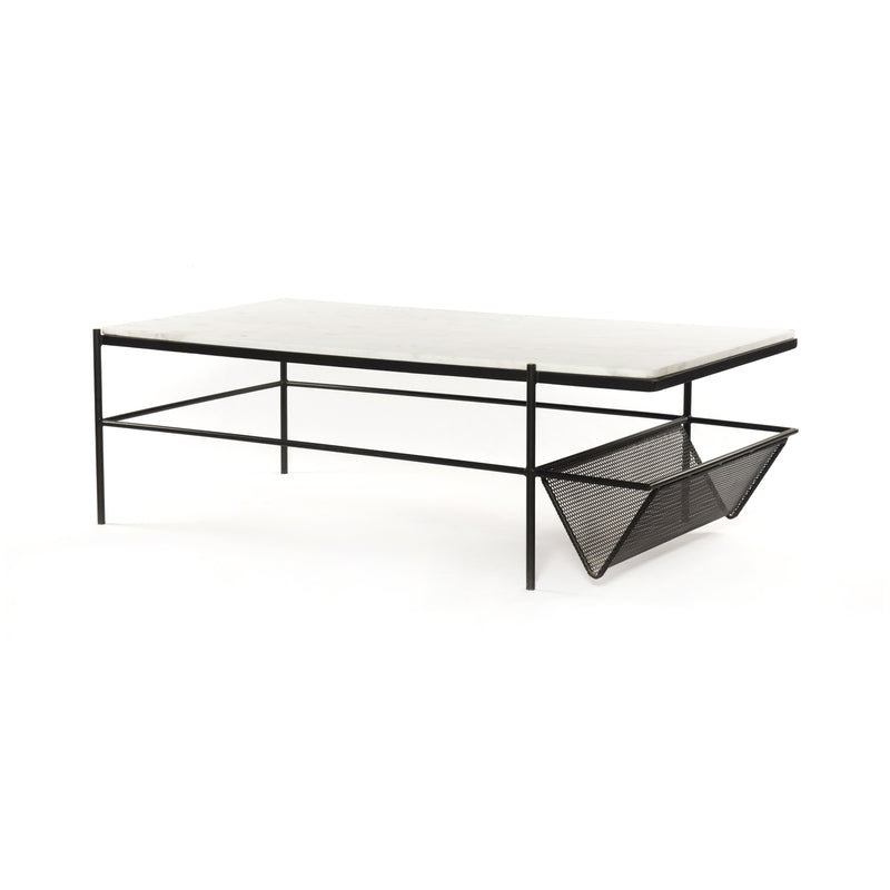 Daisy Black Coffee Table