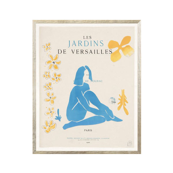 Vive la France II Framed Print