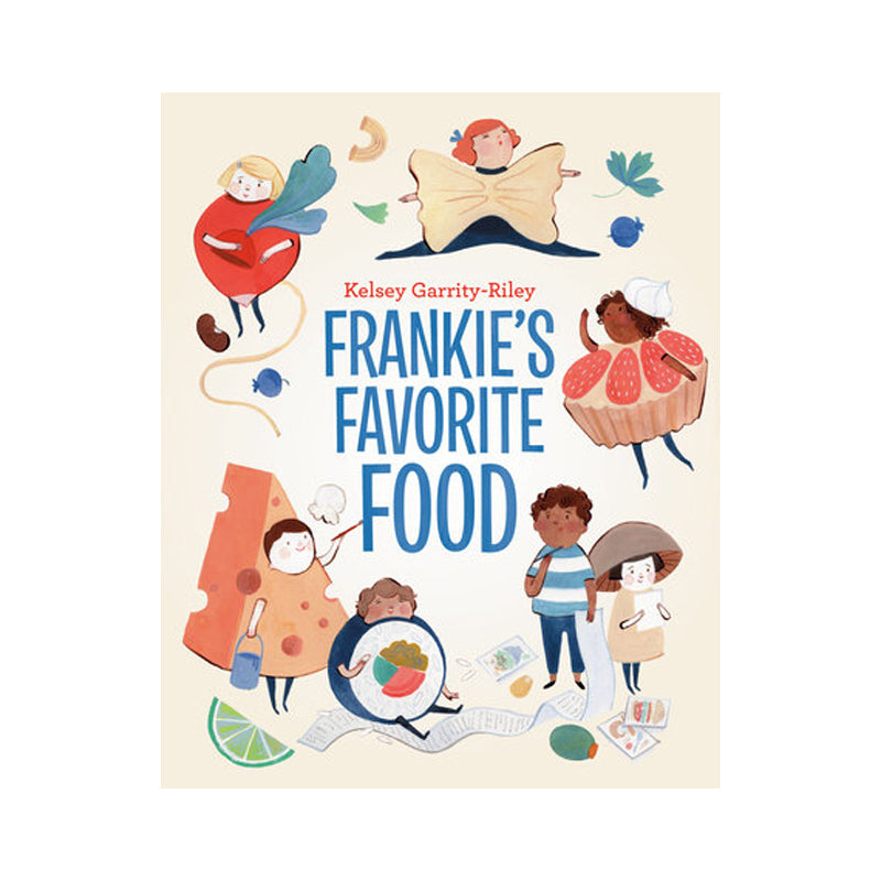 Frankie's Favorite Food Book