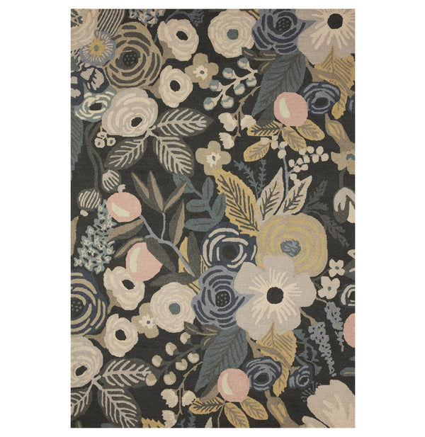 Joie Garden Party Grey Rug