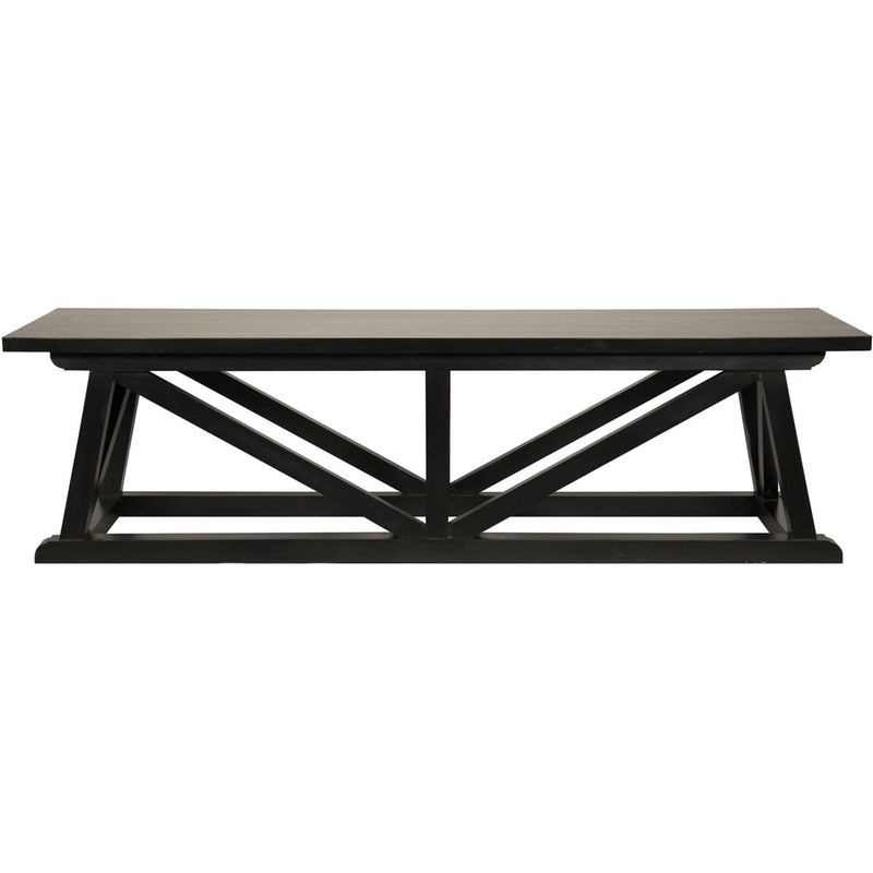 Vong Bench - Black