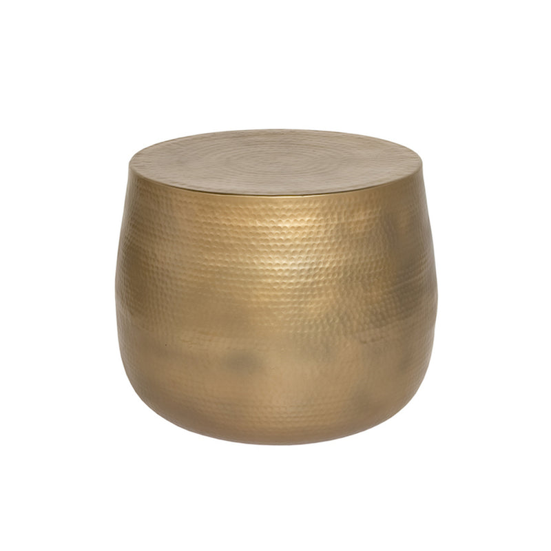 Corrocan Side Table - Gold