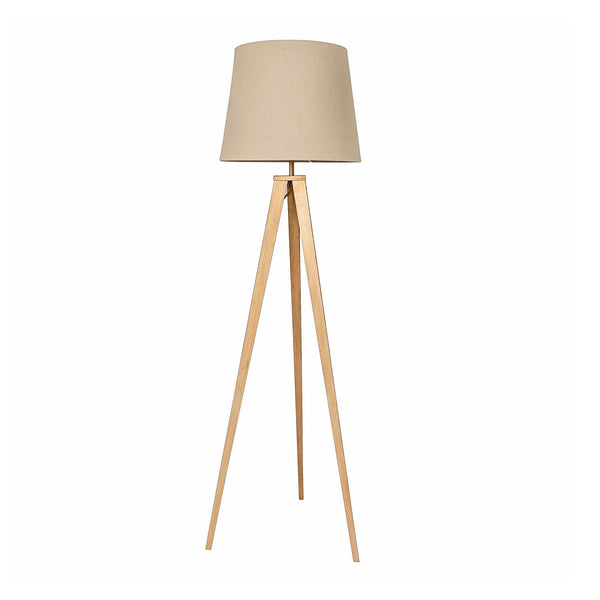 Alva Floor Lamp - Gold