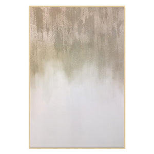 Golden Fog Canvas