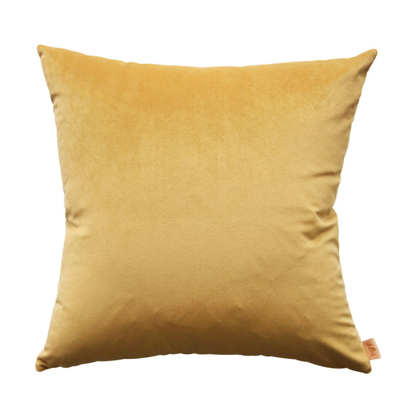 Gold Custom Pillow