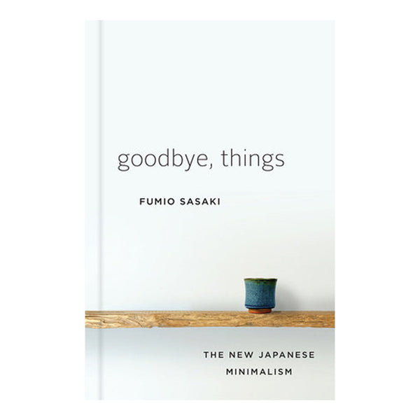 Goodbye, Things Book
