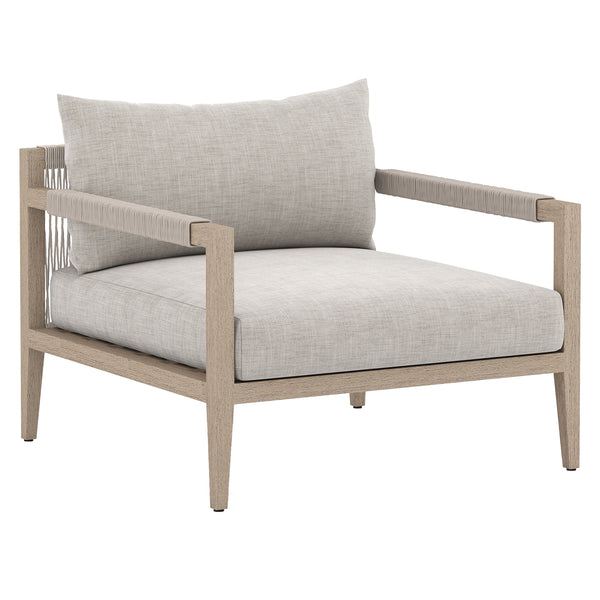 Greenboro Outdoor Armchair - Grey