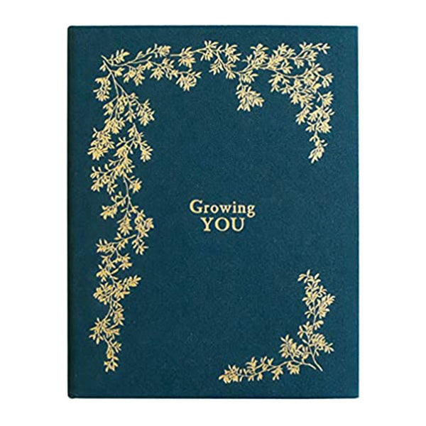 Growing You: Keepsake Pregnancy Journal