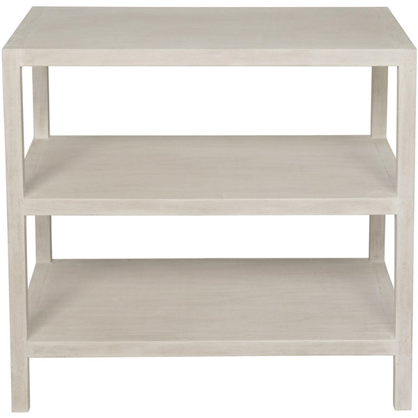 Marnie Side Table - White Wash