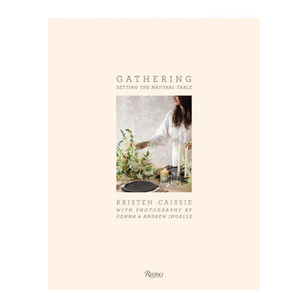 Gathering - Setting The Natural Table Book