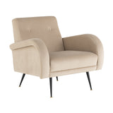 Harvey Nude Armchair