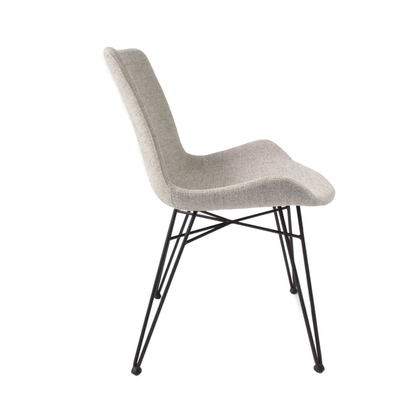 Staten Dining Chair - Cloudy Grey
