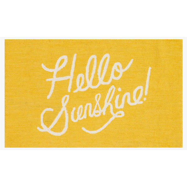 Minnie Hello Sunshine Rug