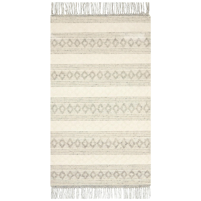 Holloway Grey/Ivory Rug