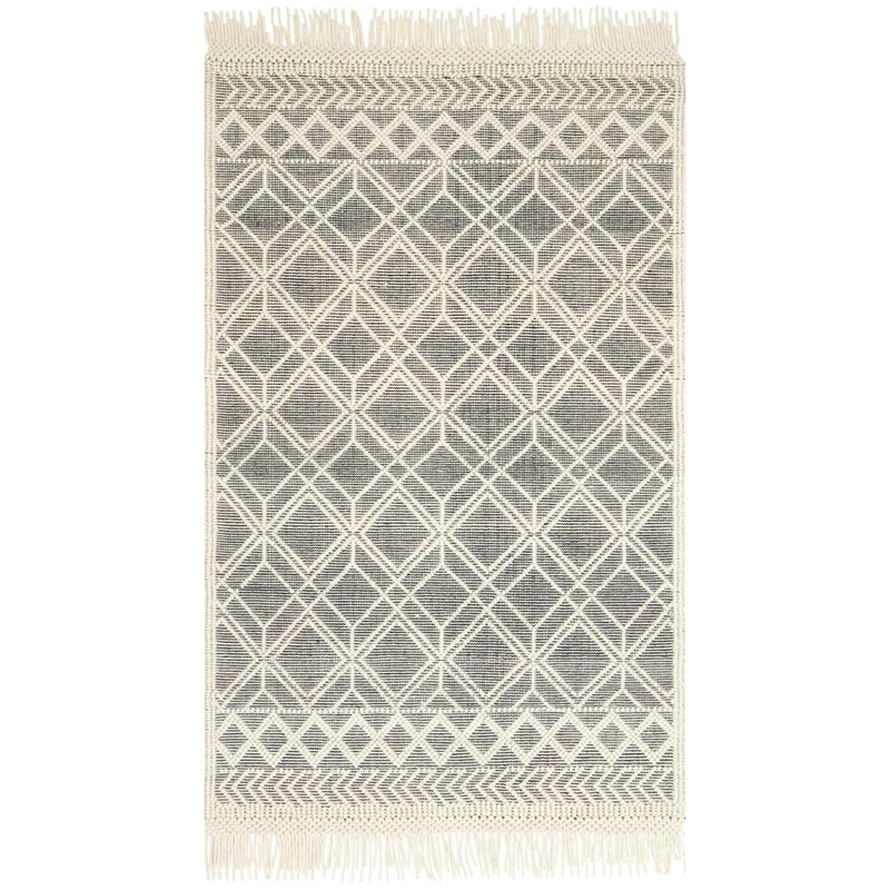 Holloway Black/Ivory Rug