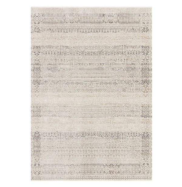 Homage Ivory/Silver Rug