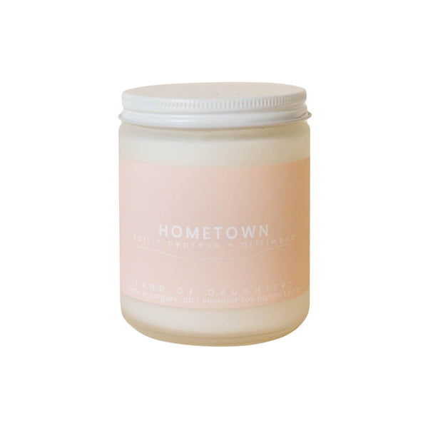 Hometown Candle