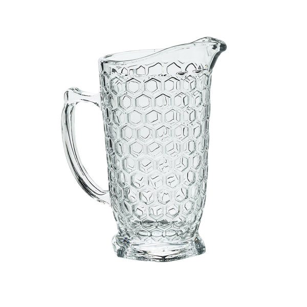 Honeycomb Pitcher