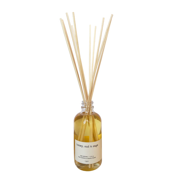 Honey, Oud & Sage Diffuser