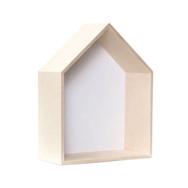 House Shelf - White