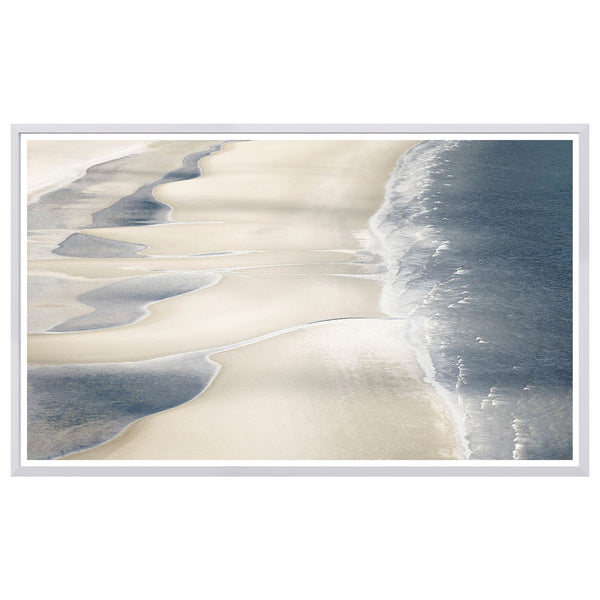 Hua Hin Beach Views Framed Print