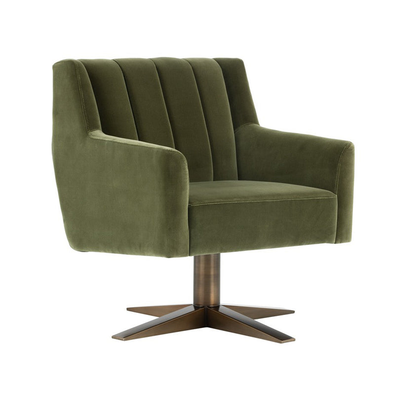 Hyde Park Swivel Chair