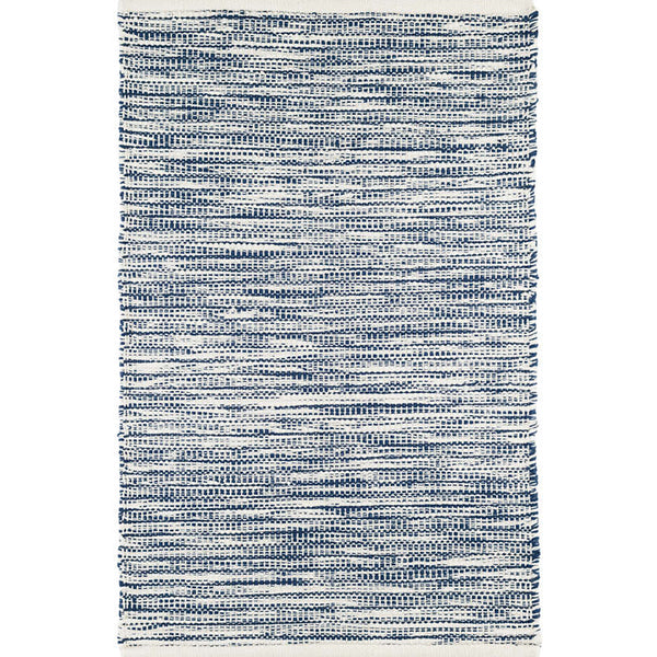 Tideline Navy Indoor/Outdoor Rug