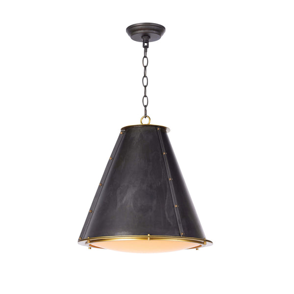 Jolie Small Pendant - Black