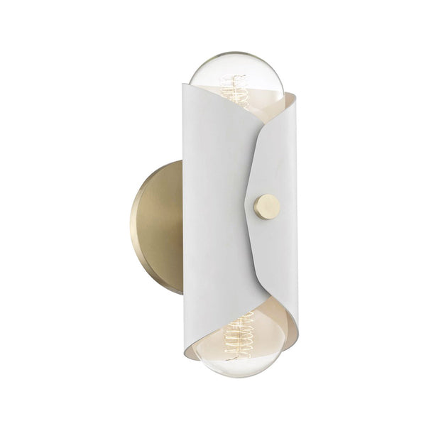 Judah Sconce - Brass