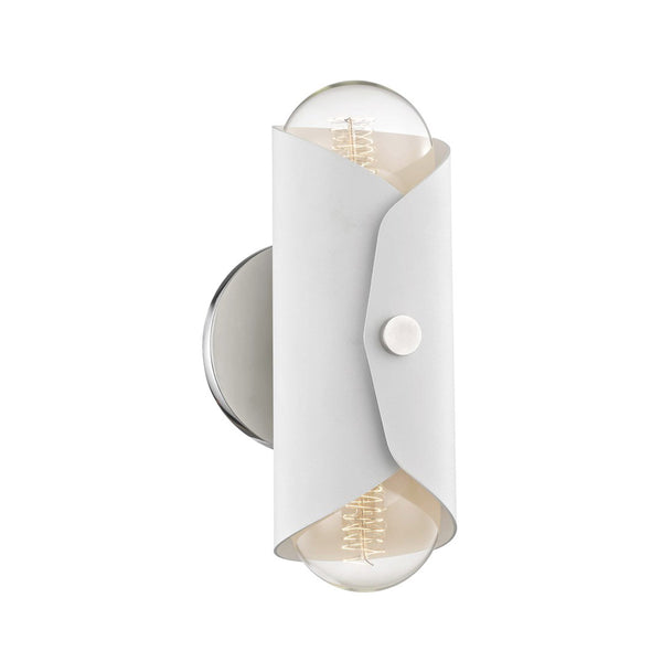 Judah Sconce - Polished Nickel