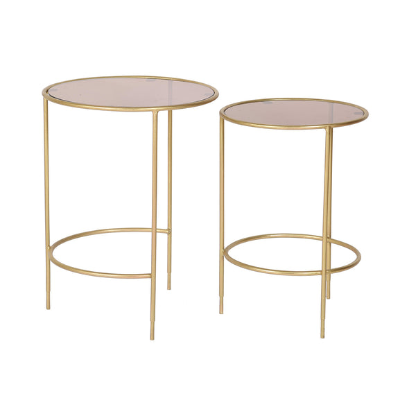 Knolle Nesting Side Tables