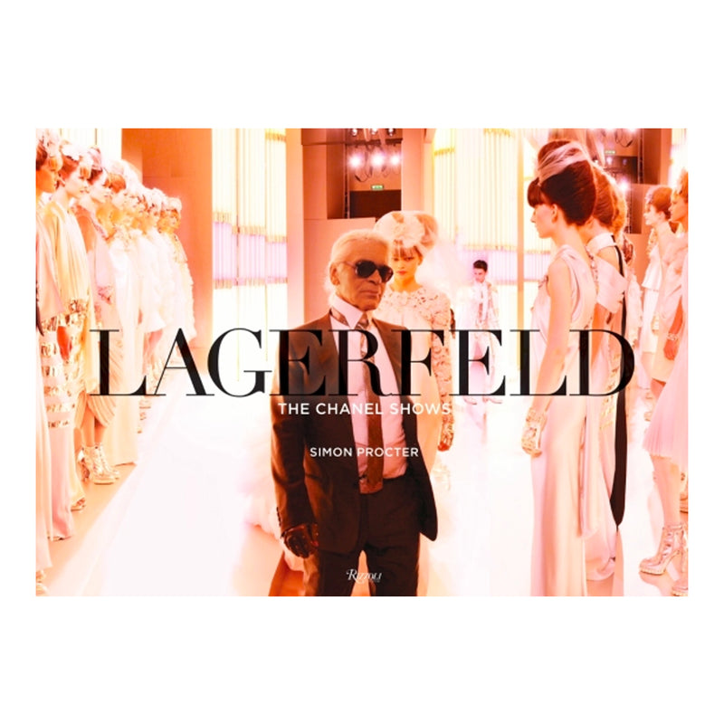 Lagerfeld - The Chanel Shows Book