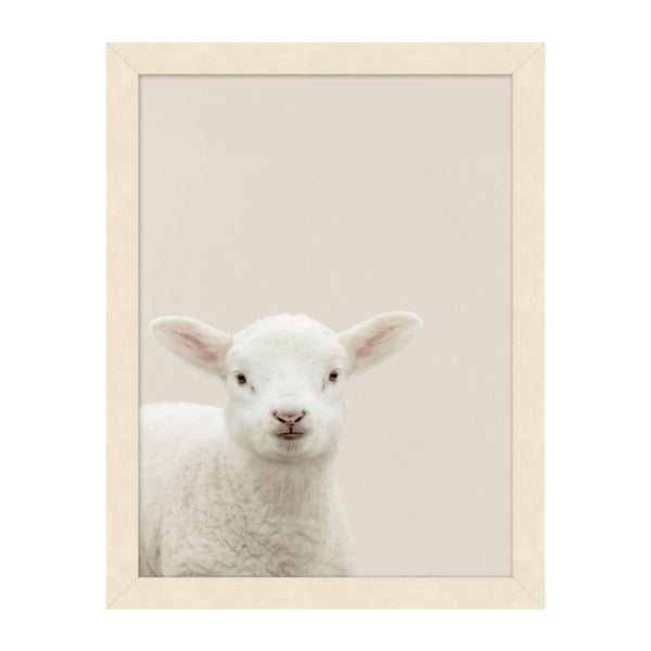 MacDonald's Lamb Framed Print