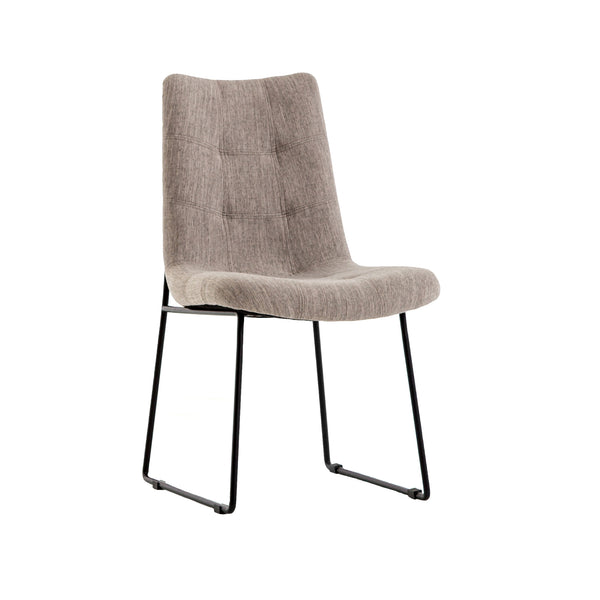 Carrie Dining Chair - Savile Flannel - Floor Model