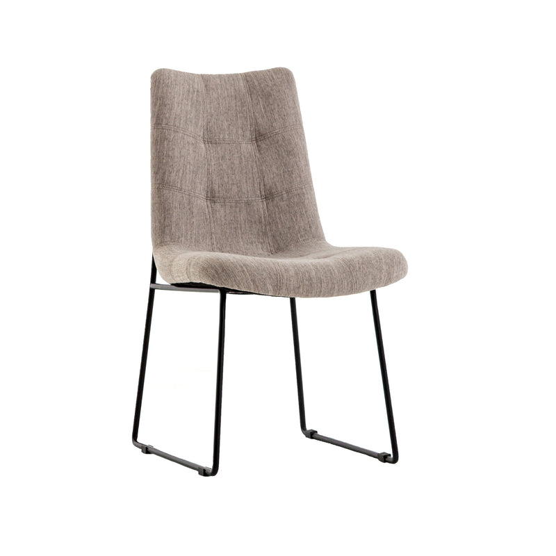 Carrie Dining Chair - Savile Flannel