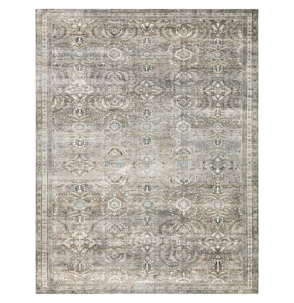 Layla Antique/Moss Rug
