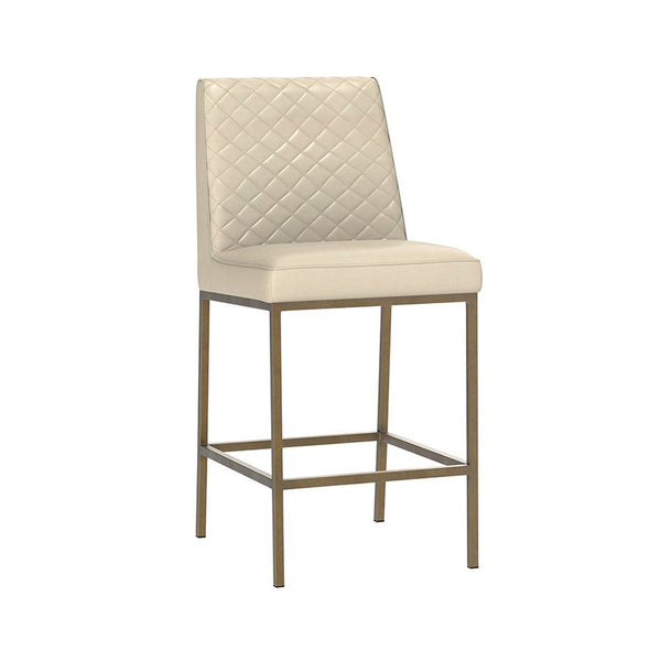 Leigh Counter Stool - Cream