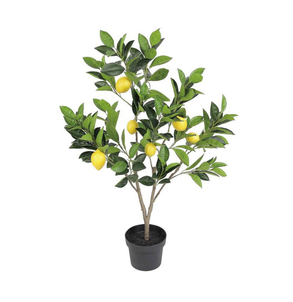 Faux Lemon Tree - 27.50""