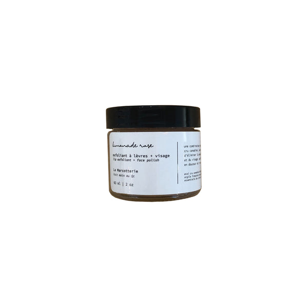 Lip and Face Scrub - Pink Lemonade