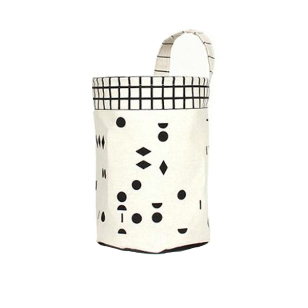 Lodi Round Storage Basket - Shapes