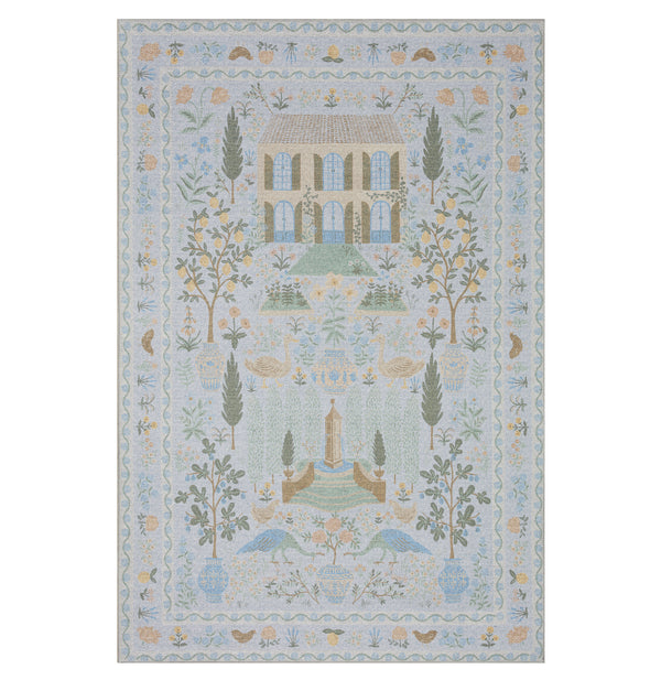 Menagerie Camont Light Blue Rug