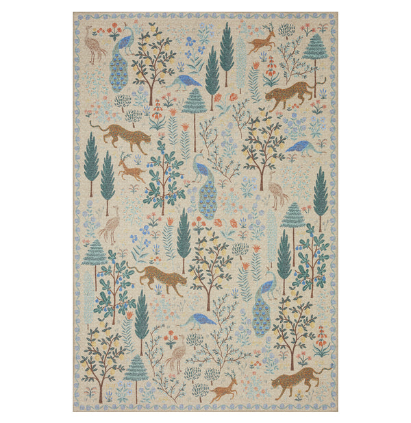 Menagerie Forest Cream Rug