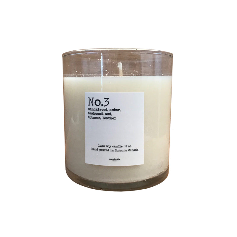 Luxe Candle No.3